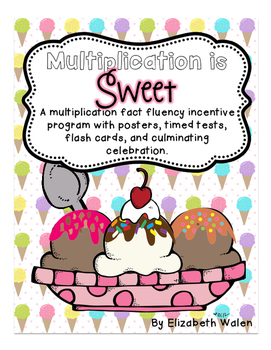 Multiplication is Sweet: Fact Fluency Incentive Program