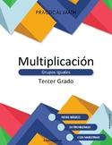 Multiplication of Equal Groups - Multiplicación de Grupos