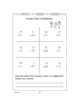 Multiplication of Multi-Digit Numbers