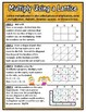 Multiplication of Multi-Digit Whole Numbers:  4.NBT.B.5