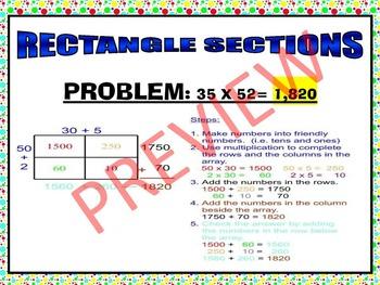 Multi-Digit Multiplication Unit Packet
