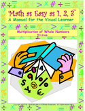 Multiplication of Whole Numbers 5th Grade