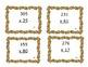 Multiplication of multi-digit numbers by 2 digit factors Task Cards