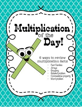 Multiplication of the Day