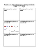 Multiplication of whole numbers 6 day plan, worksheets, &