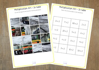 Multiplication revision 2x