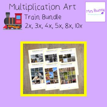 Multiplication revision bundle 2, 3, 4, 5, 8, 10x