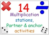 Multiplication stations, partner and anchor activities (14)