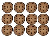 Multiplication strategies cookie poster