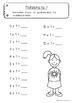 Multiplication tables 12 x 12 - Maths - 30 printable worksheets