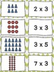 Multiplication with Array Activity Bundle - 3 Activities Perfect for Centers
