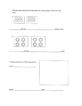Multiplication with Equal Groups- By: Ms. Bisker