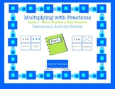 Multiplying with Unit Fractions: Level 1 Games & Student A