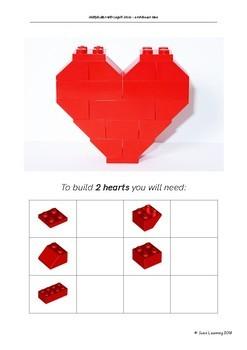 Multiplication with Lego® bricks - a minilesson idea