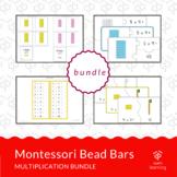 Multiplication with Montessori Bead Bars BUNDLE