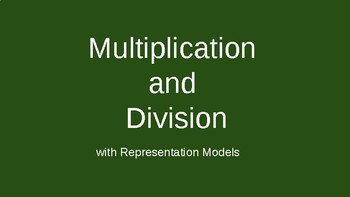Multiplication with Representation Models and APPLE JACKS - Powerpoint