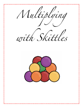 Multiplication with Skittles