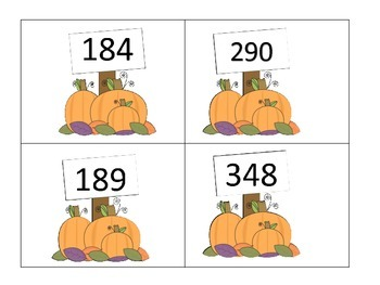 Multiplication with a Fall Theme
