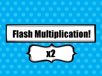 Multiplication x2