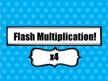 Multiplication x4
