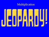 Multiplication/Arrays/Repeated Addition Jeopardy