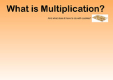 Multiplication/Division Fact Families with Repeated Add/Su