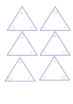 Multiplication/Division Family of Facts