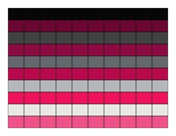 Multiplication Sliders