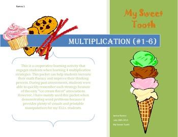 Multiplicationn- My Sweet Tooth