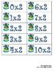 Maths - Multiplications - 2 and 4 times tables Games