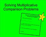 Multiplicative Comparison Problems SMARTnotebook