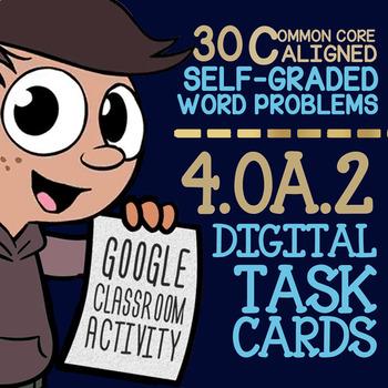 google classroom math digital escape room 4oa3 4th grade tanya. Black Bedroom Furniture Sets. Home Design Ideas