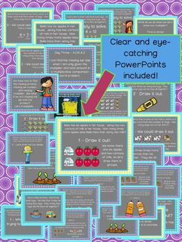 Multiplicative Comparison Word Problems - Fourth Grade 4.OA.A.2 Activity Unit