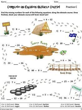 Multiplicative Comparisons - (Mini-Bundle)