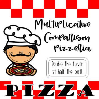 Multiplicative Comparisons Pizza