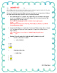 Multiplicative Comparisons with Word Problems Worksheet 2