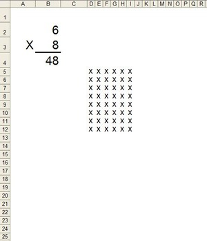 Multiplication Facts Practice, Customizable by Student