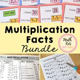 Multiplication Facts - BUNDLE
