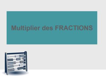 Multiplier des Fractions