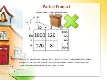 Multipllication; 5th Grade Math DBQs