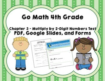 Multiply 2-Digit Numbers (Go Math Chapter 3 4th Grade)