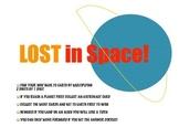 Multiply 2 Digit by 1 Digit Numbers - Lost in Space Multip