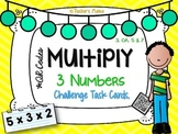 Multiply 3 Numbers
