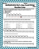 Multiply By 2 Worksheet Set