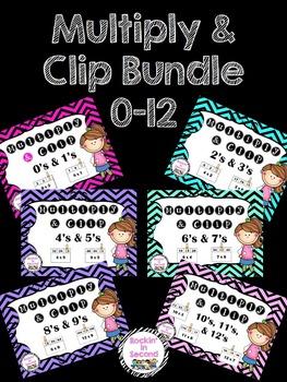 Multiply & Clip Bundle 0-12