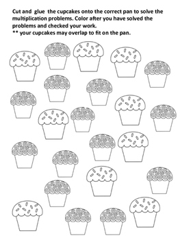 Multiply Cupcakes