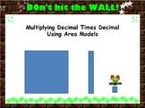 Multiply Decimals Using Area Models 5.NBT.7