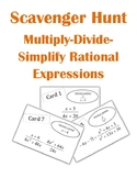 Multiply, Divide, and Simplify Rational Expressions Scaven