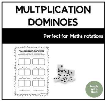 Multiply Dominoes