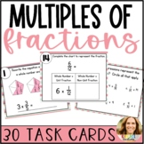 Multiply Fractions-Express Fractions as the Product of a Whole Number & Fraction